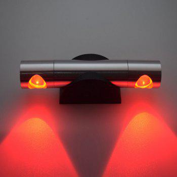 LED Home Decorative Wall Light - RED