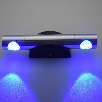 LED Home Decorative Wall Light - Bleu