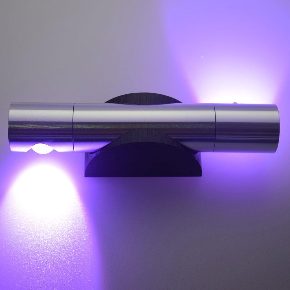 LED Home Decorative Wall Light - PURPLE