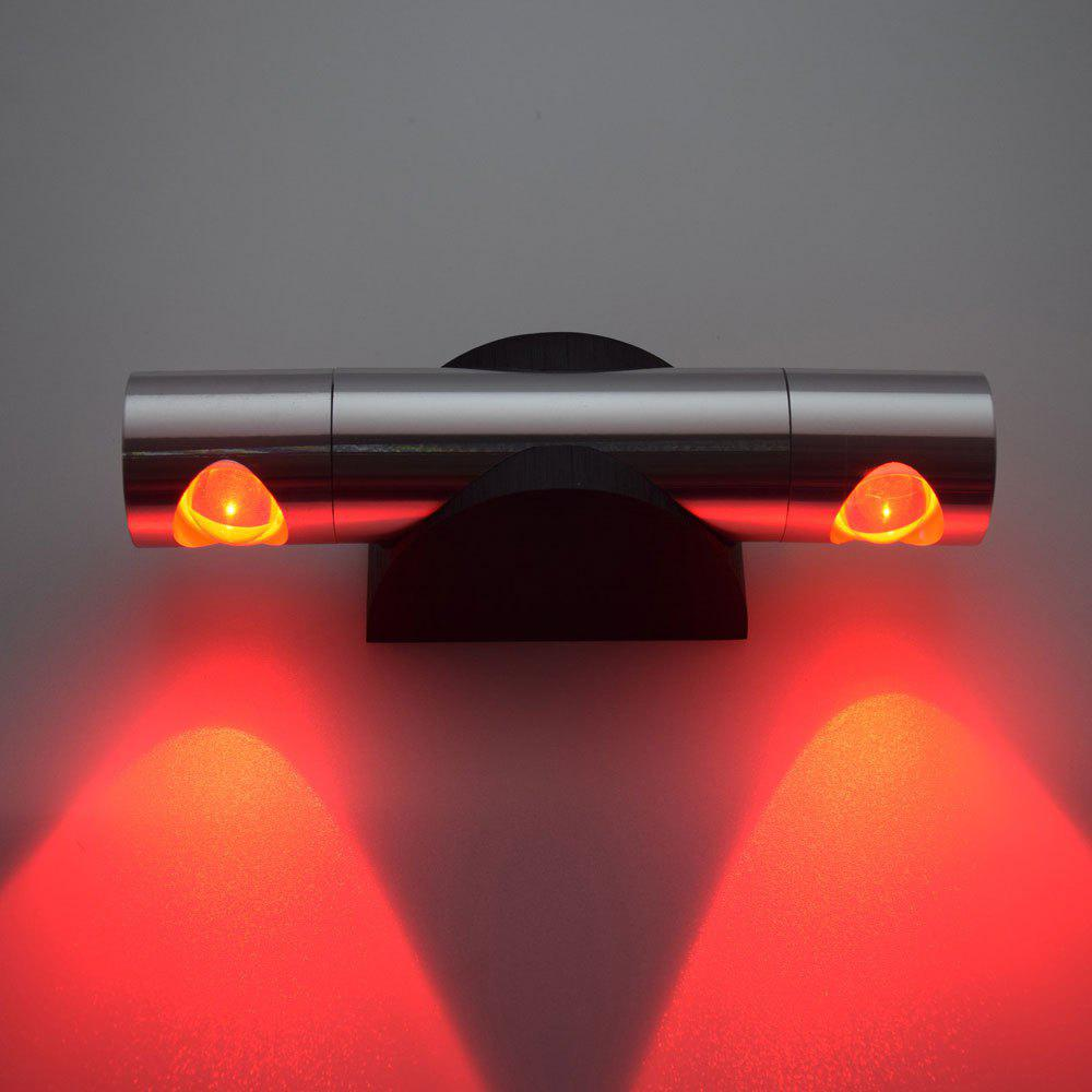 LED Home Decorative Wall Light - Rouge