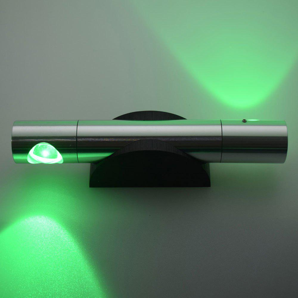 LED Home Decorative Wall Light - GREEN