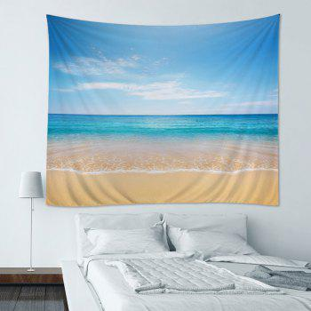 Wall Hanging Art Decor Beach Sea Print Tapestry