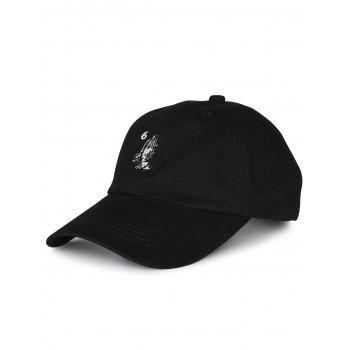 Palms Number Embroidered Baseball Hat