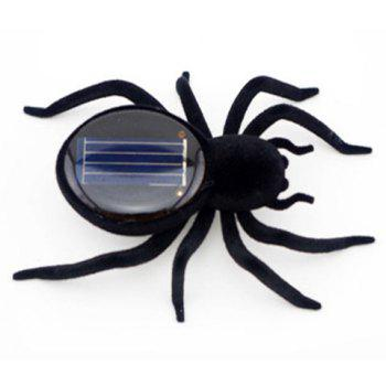 Solar Power Spider for Children Teaching Gadget Gift