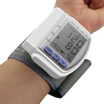 Health Monitoring Wrist Blood Pressure Monitor
