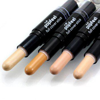 Double-Headed Highlighter Concealer Pen Stick - 3