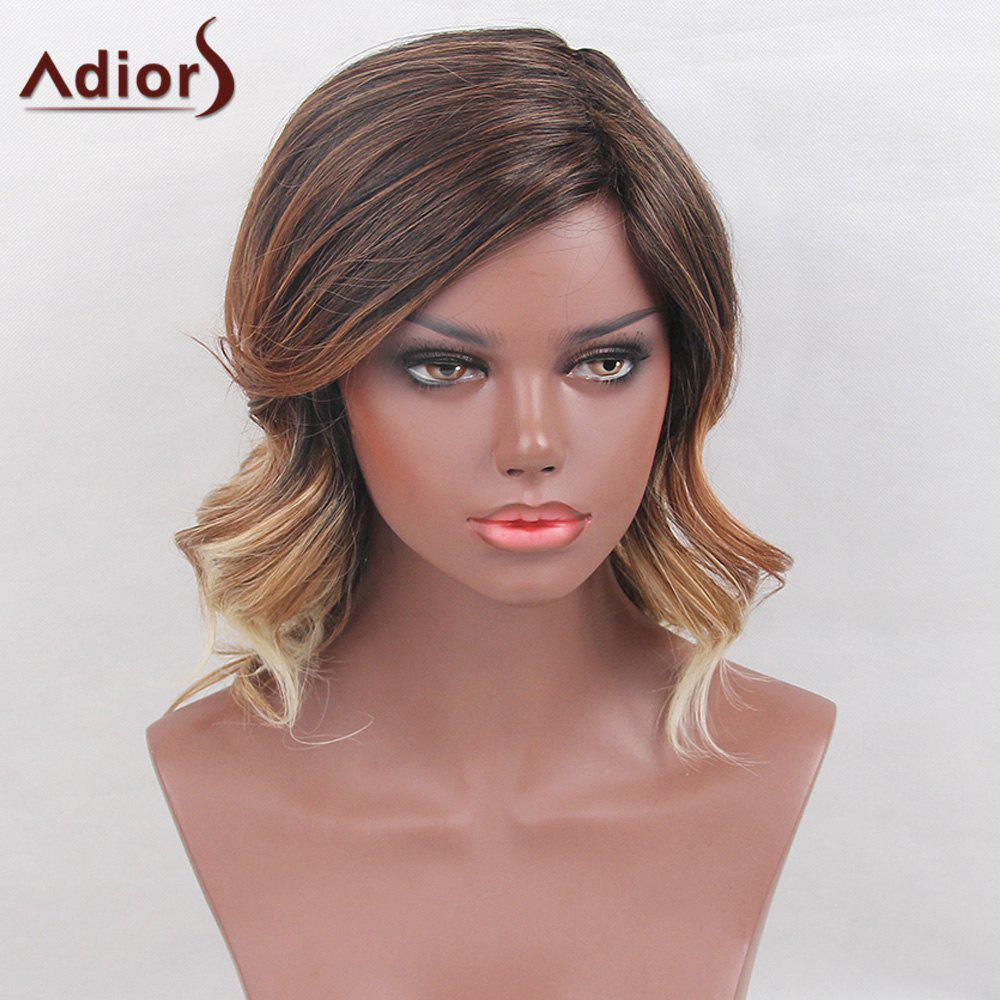 Adiors Medium Side Part Wavy Colormix Synthetic Wig lift the flap fairy tales