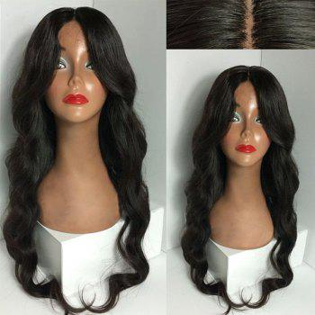 Ultra Long Middle Parting Loose Wave Synthetic Wig