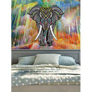 Wall Hanging Home Decor Elephant Tapestry