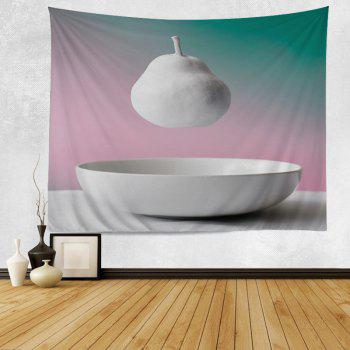 Wall Hanging Art Decor Hanging Pear Print Tapestry