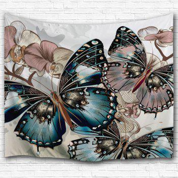 Butterfly Print Home Decor Wall Hanging Tapestry