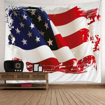 3D Wall Hanging Patriotic American Flag Tapestry