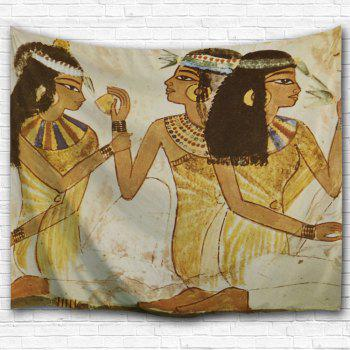 Egyptian Girls Wall Decor Hanging Tapestry