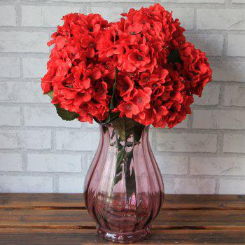 Home Decorative High Simulation Ombre Artificial Flowers