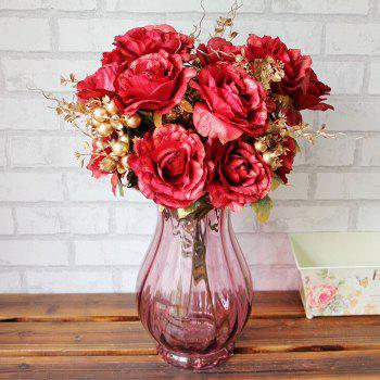Home Living Room Decoration Vintage Artificial Flowers