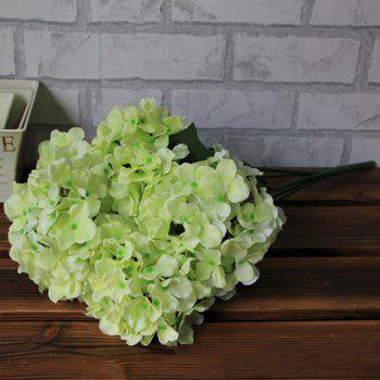 Home Decorative High Simulation Ombre Artificial Flowers - Trèfle