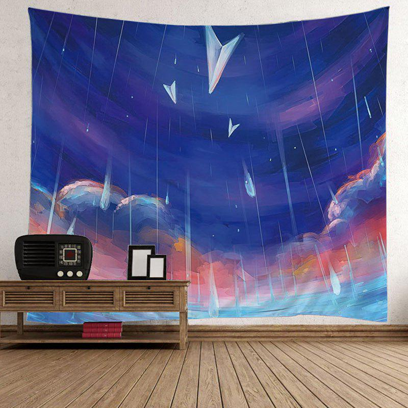 Wall Hanging Oil Painting Rainy Tapestry молоток кровельщика archimedes 90437