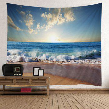Wall Decoration Beach Sunlight Tapestry