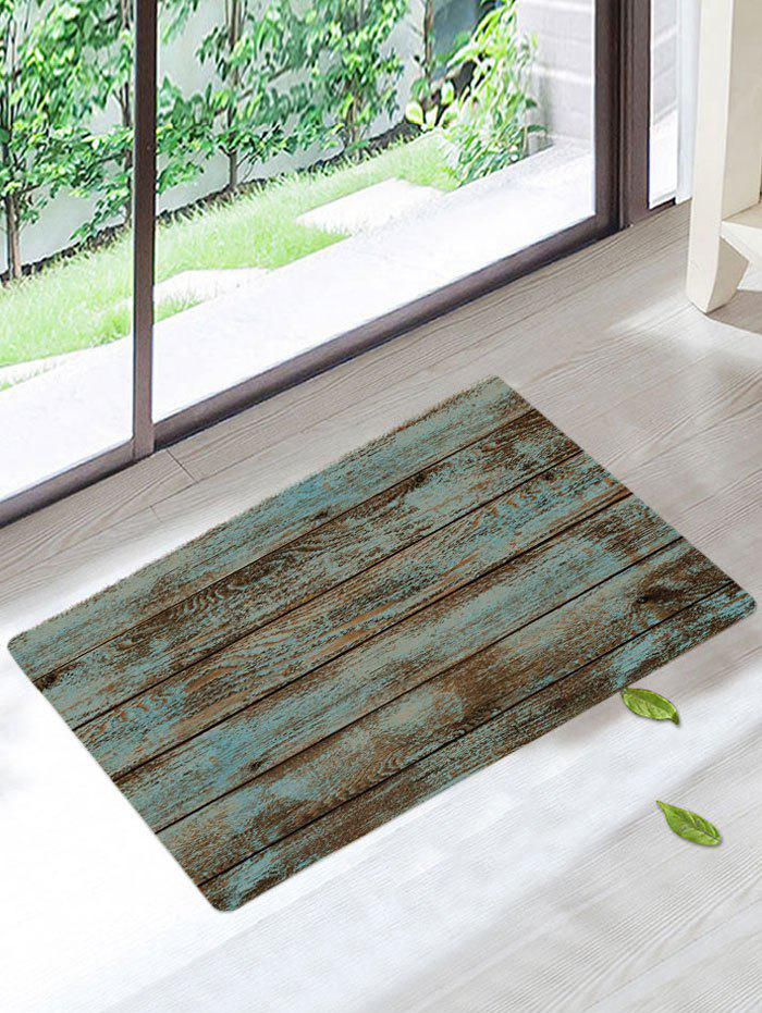 Wood Grain Print Skidproof Area Rug брэдбери р the martian chronicles марсианские хроники