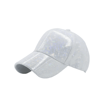 Hip Hop Laser Baseball Hat