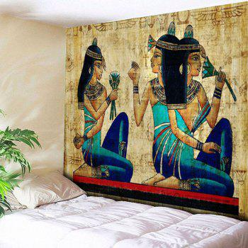 Wall Hanging Egyptian Mural Tapestry