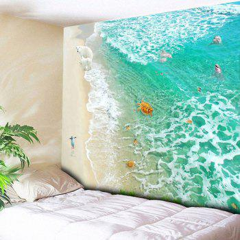 Home Decorative Wall Hanging Animal Beach Tapestry