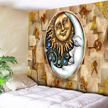 Wall Hanging Twelve Constellations Decoration Tapestry