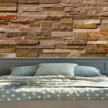 Brick Wall Hanging Printed Home Decor Tapestry - W51 INCH * L59 INCH W51 INCH * L59 INCH