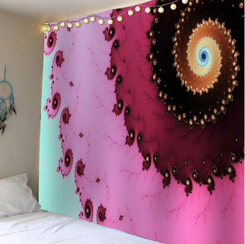 Abstract Sky Print Waterproof Wall Tapestry - COLORFUL W51 INCH * L59 INCH