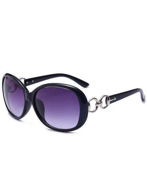Polarized UV Protection Sunglasses  - BLACK