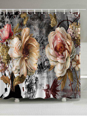 2018 Floral Shower Curtain Online Store. Best Floral Shower Curtain ...