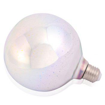 Colorful Fireworks LED Night Light 3D Glass Bulb - COLORFUL E27