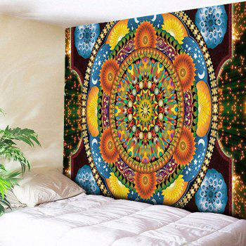Living Room Flower Wall Hanging Mandala Tapestry