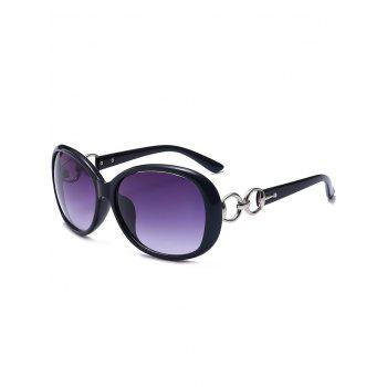 Polarized UV Protection Sunglasses  - BLACK BLACK