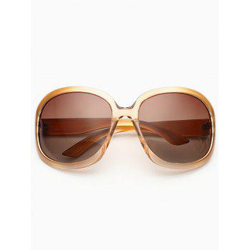Sunproof Polarized UV Protection Sunglasses  -  CHAMPAGNE