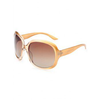 Sunproof Polarized UV Protection Sunglasses  - CHAMPAGNE CHAMPAGNE