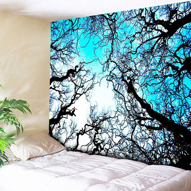 aa39803bc6 Abstract Colorful Pentium Horse Flower Pattern Removeable Dress Lily Wall  Art  Wall Hanging Forest Tree Printing Tapestry