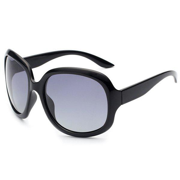 Outdoor Sunproof UV Protection Sunglasses - PHOTO BLACK