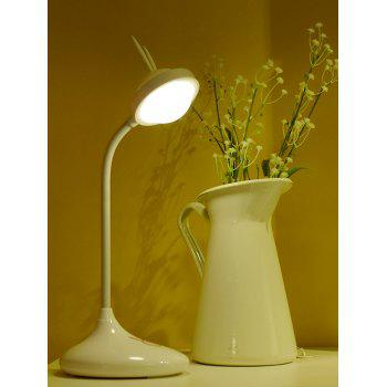 Rabbit Rechargeable LED Touch Table Lamp -  WHITE