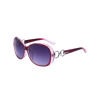 Polarized UV Protection Sunglasses  -  PURPLE
