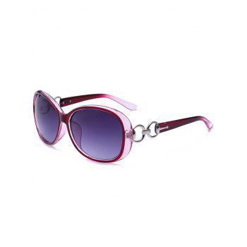 Polarized UV Protection Sunglasses  - PURPLE PURPLE