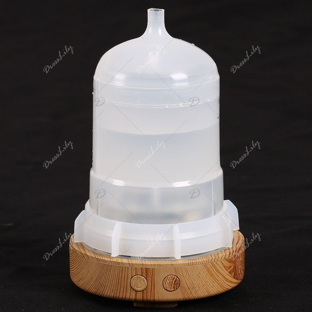 Aromatherapy Oil Diffuser 3D Color Change LED Light Humidifier - COLORFUL