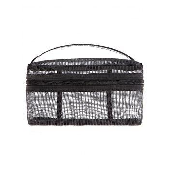Mesh Beauty Makeup Bag