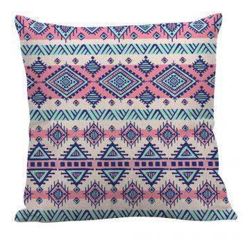 Bohemian Geometric Linen Pillow Case - 45*45 45*45