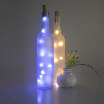Home Party Decorative 2PCS Bottle Stopper LED String Light