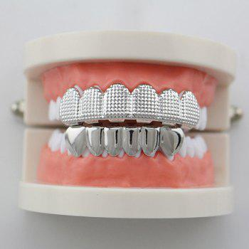 Ensemble Grillz Grey Cool - Argent