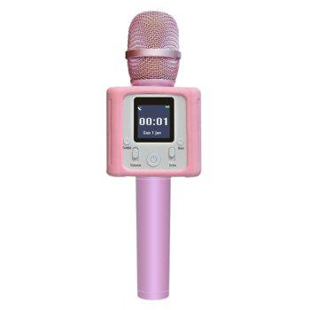 K3 Wireless Karaoke Microphone with Built-in Bluetooth Speaker
