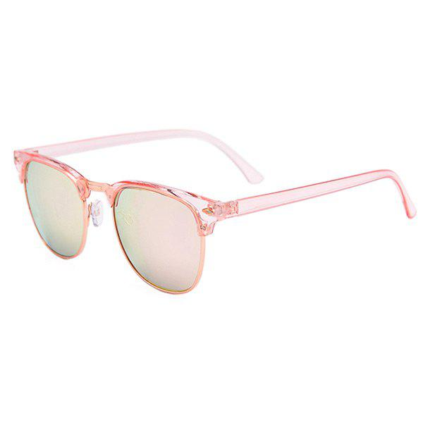 Street Snap Anti UV Sunglasses with Box - PINK