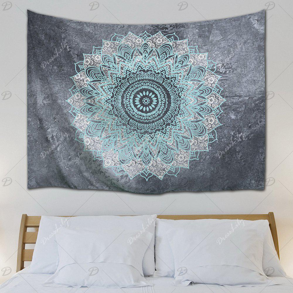 2018 mandala wall art hanging beach throw tapestry gray w for Home decor 63042