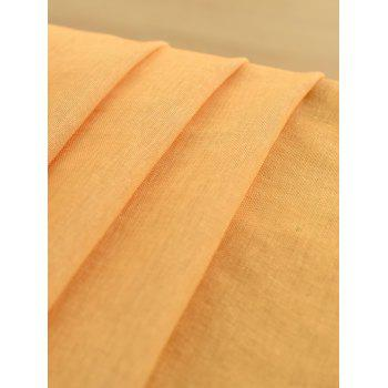 Ombre Sheer Tulle Curtain Decorative Window Screen - W42*L63INCH W42*L63INCH